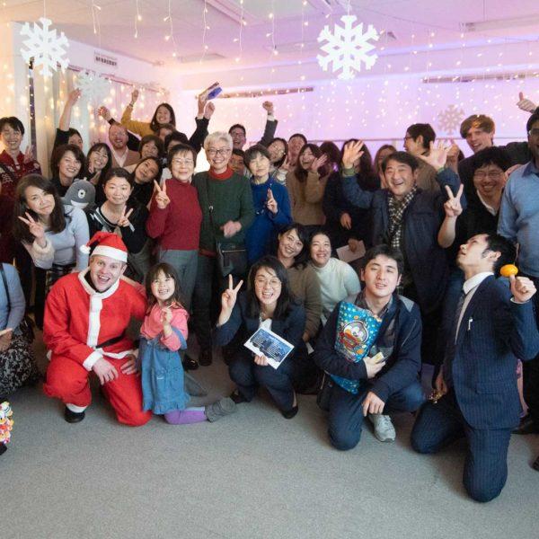 コネクト英会話のクリスマスパーティー