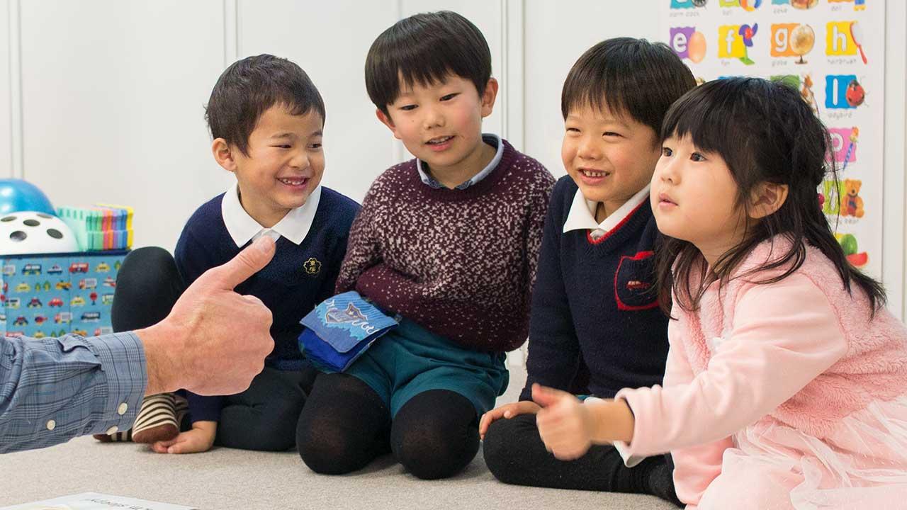 子ども英会話